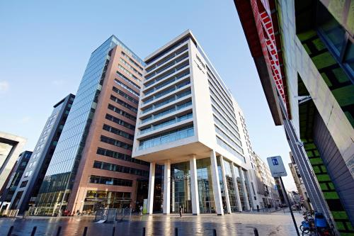 Lindner WTC Hotel & City Lounge Antwerp