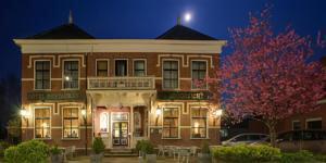 HOTEL SPOORZICHT – OUD MAAR TOCH HEEL ERG NIEUW