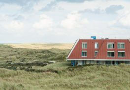 Strandhotel Buren aan Zee