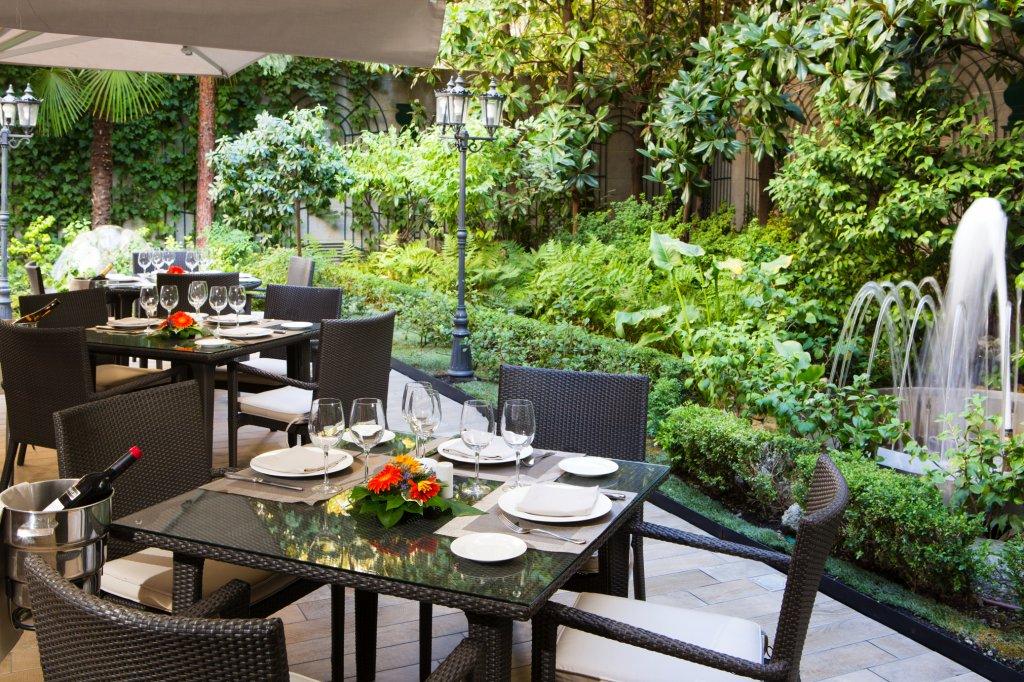 Vp jardin de recoletos leuk hotel for Jardin recoletos